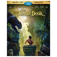 Disney The Jungle Book Blu-Ray