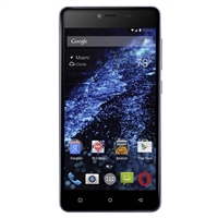 BLU Energy X2, 1GB RAM/8GB Storage, Black, Unlocked Smartphone