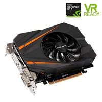 Gigabyte GeForce GTX 1070 Mini-ITX Overclocked 8GB GDDR5 Video Card