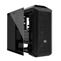 Cooler Master Tempered Glass Side Panel with Lock Mechanism