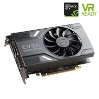 EVGA GeForce GTX 1060 Single-Fan 6GB GDDR5 PCIe Video Card