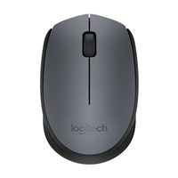 Logitech M170 Wireless Mouse (Gray)