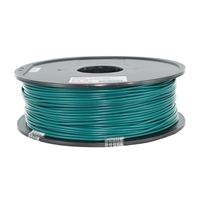 Inland 3mm Green PLA 3D Printer Filament - 1kg (2.2 lbs)