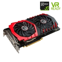 MSI GeForce GTX 1060 Gaming X 6GB GDDR5 Video Card