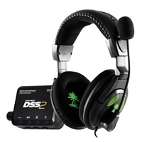 Turtle Beach Ear Force DX12 Analog Xbox 360 Gaming Headset Refurbished - Black