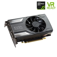 EVGA GeForce GTX 1060 SC 6GB GDDR5 Video Card