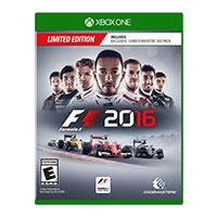 Square Enix F1 2016 (Xbox One)