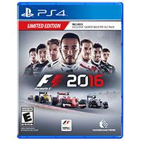 Square Enix F1 2016 (PS4)