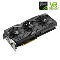 ASUS GeForce GTX 1060 STRIX 6GB GDDR5 Video Card w/ FanConnect