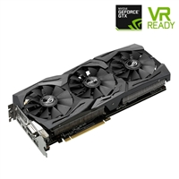 ASUS GeForce GTX 1060 STRIX Overclocked 6GB GDDR5 Video Card w/ FanConnect