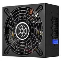 SilverStone 500 Watt 80 Plus Gold Modular ATX Power Supply