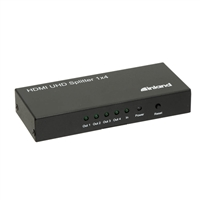 Inland Ultra-HD HDMI 1x4 Splitter