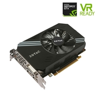 Zotac GeForce GTX 1060 Mini 6GB GDDR5 Super Compact Video Card