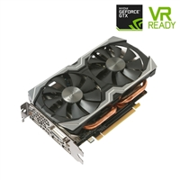 Zotac GeForce GTX 1060 AMP! Edition 6GB GDDR5 Video Card w/ Dual-Fan IceStorm Cooling