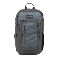 "Jansport Recruit Backpack Fits up to 15"" - Gray Vanishing Rip"