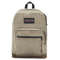 "Jansport Right Pack Digital Edition Backpack Fits up to 15"" - Desert Beige Static"
