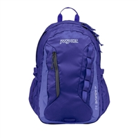 "Jansport Woman's Agave Backpack Fits up to 15"" - Violet Purple"