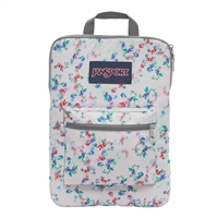 "Jansport SuperBreak Sleeve Fits up to 15"" - Multi Gray/Floral Haze"