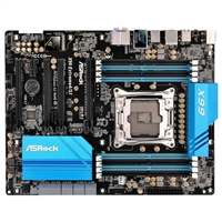 ASRock X99 Extreme4 LGA 2011-3 ATX Intel Motherboard Refurbished