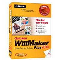 Nolo.com Willmaker Plus 2017