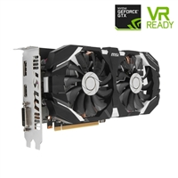 MSI GeForce GTX 1060 Overclocked 6GB GDDR5 Video Card