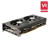 Sapphire Technology Radeon NITRO+ RX 480 Overclocked 8GB GDDR5 Video Card w/ Backplate