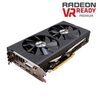 Sapphire Technology Radeon NITRO+ RX 480 8GB GDDR5 Video Card w/ Backplate