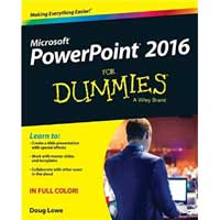 Wiley PowerPoint 2016 For Dummies, 1st Edition