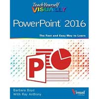 Wiley Teach Yourself VISUALLY PowerPoint 2016, 1st Edition