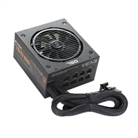 EVGA 750 BQ 750 Watt 80 Plus Bronze Semi-Modular ATX Power Supply