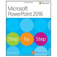 Microsoft Press Microsoft PowerPoint 2016 Step by Step, 1st Edition