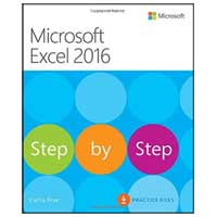 Microsoft Press Microsoft Excel 2016 Step by Step, 1st Edition