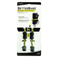 Nite Ize BetterBand Adjustable Stretch Bands Green