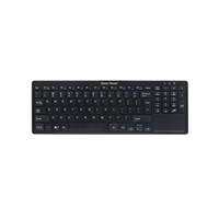 Gear Head 2.4GHz Wireless Touch Touchpad Mini Keyboard