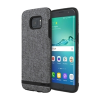 Incipio Technologies Esquire Series Carnaby for Samsung Galaxy S7 edge - Gray