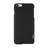 Incipio Technologies TUMI Leather Snap Case for iPhone 6 Plus - Black