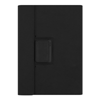Incipio Technologies TUMI Ballistic Nylon Rotating for iPad Pro - Black