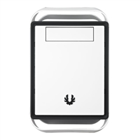 BitFenix Prodigy M mATX Mini-Tower Computer Case - White