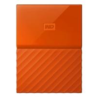 WD My Passport 3TB 5,400 RPM USB 3.0 Hard Drive - Orange