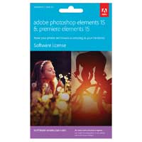 Adobe Photoshop Elements 15 and Premiere Elements 15 Bundle
