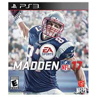 Electronic Arts Madden NFL 17 (PS3)