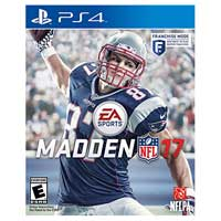Electronic ArtsMadden NFL 17 (PS4)