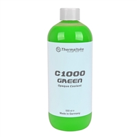 Thermaltake Pre-Mixed Coolant 1000 ml - Green