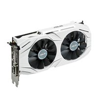 ASUS GeForce GTX 1060 Overclocked Dual-Fan 6GB GDDR5 Video Card
