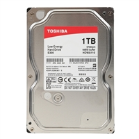 "Toshiba E300 1TB 3.5"" 5,700 RPM SATA III Internal HDD"