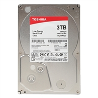 "Toshiba E300 3TB 3.5"" 5,940 RPM SATA III Internal HDD"