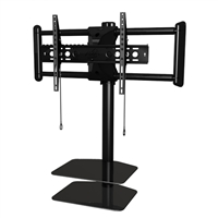 AVF Cornermount All-in-One TV Mounting System