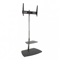 AVF Iseo Corner Pedestal TV Stand