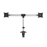 AVF Double Head Multi Position Monitor Desk Mount
