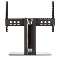 AVF Universal Table Top TV Stand with Adjustable Tilt